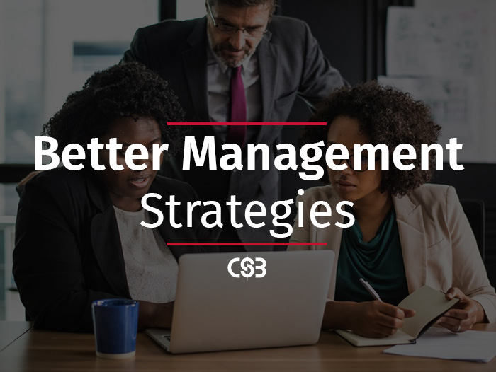 better-management-strategies